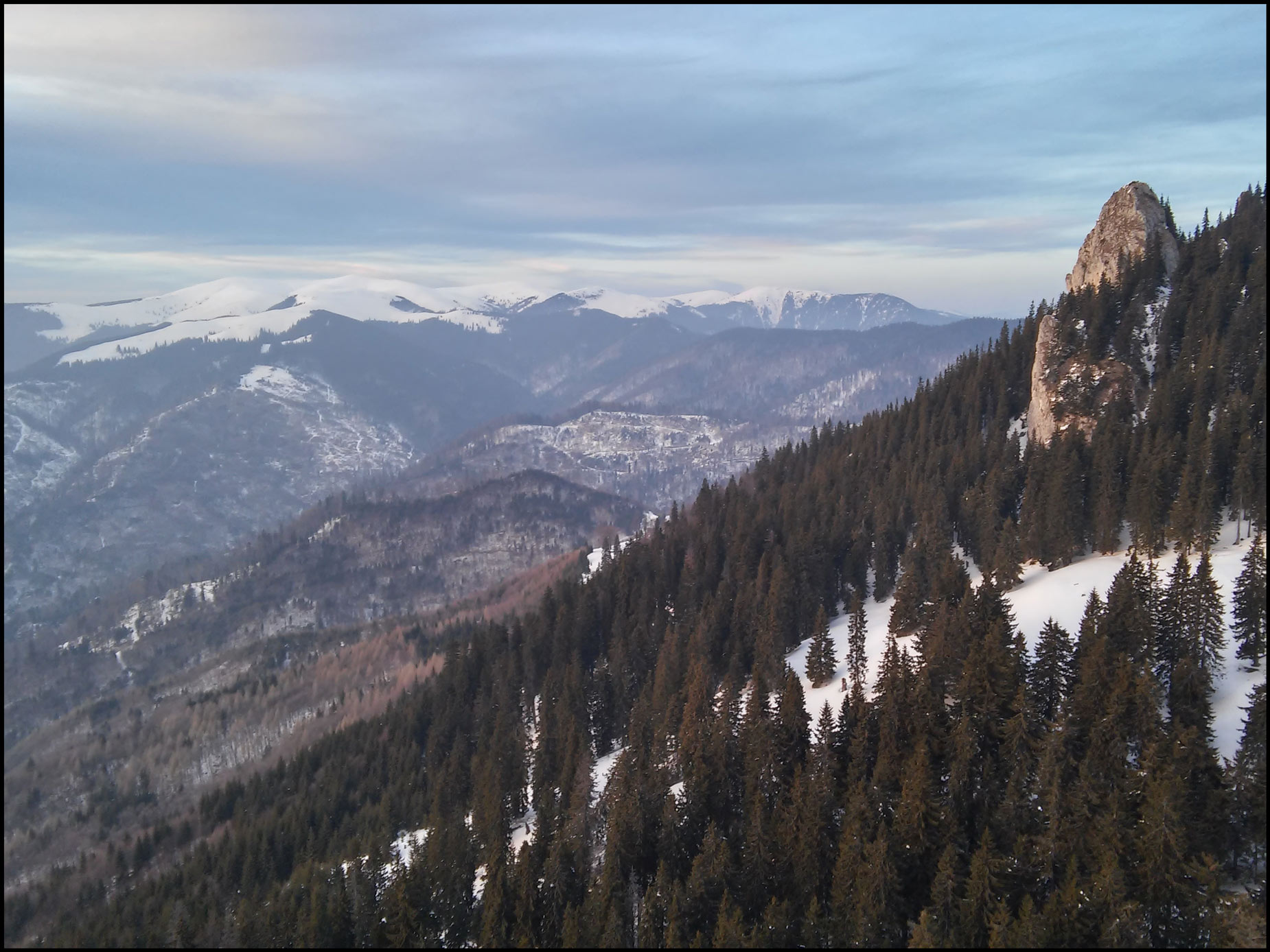muntii capatanii