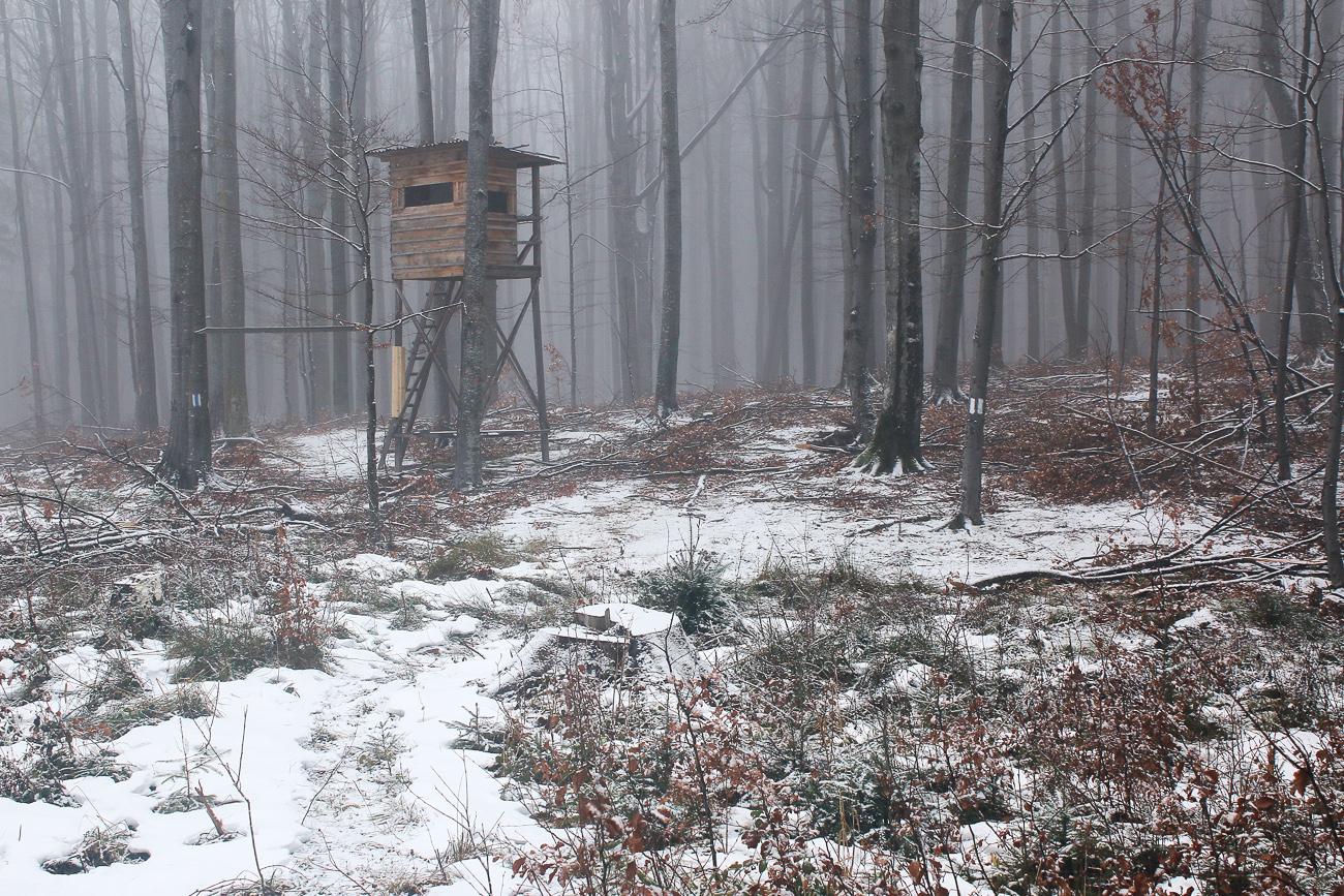observator de vanatoare nemira