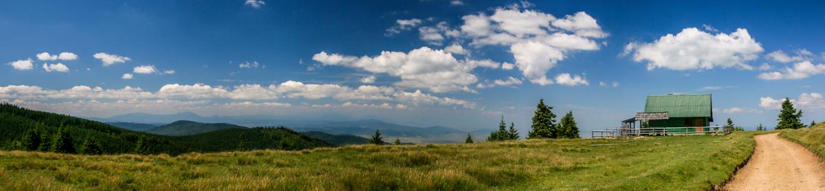 Panorama Brețcu