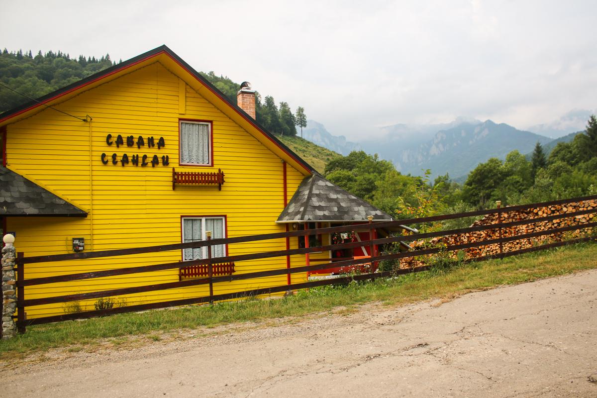 Cabana Ceahlău