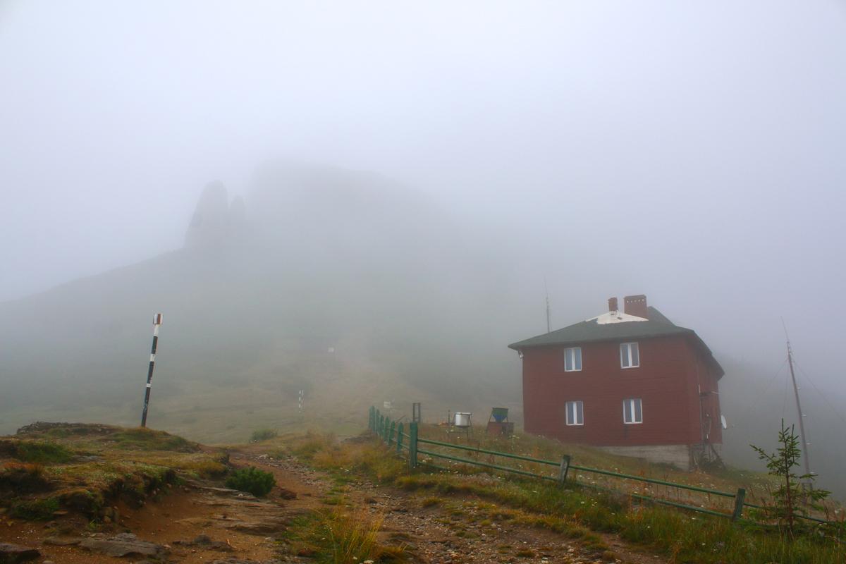 Stația meteo Toaca