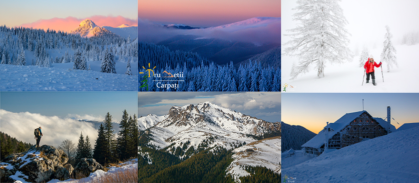 Ciucaș în prag de iarnă @ Munții Ciucaș