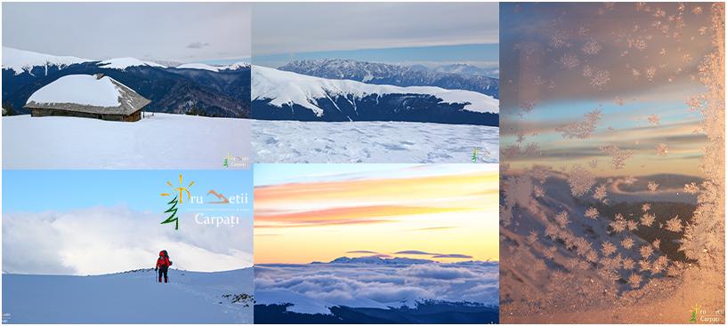 Vf. Păpușa - Iarna la 2.391 m @ Munții Iezer-Păpușa